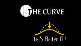 The Curve – Let's Flatten it.