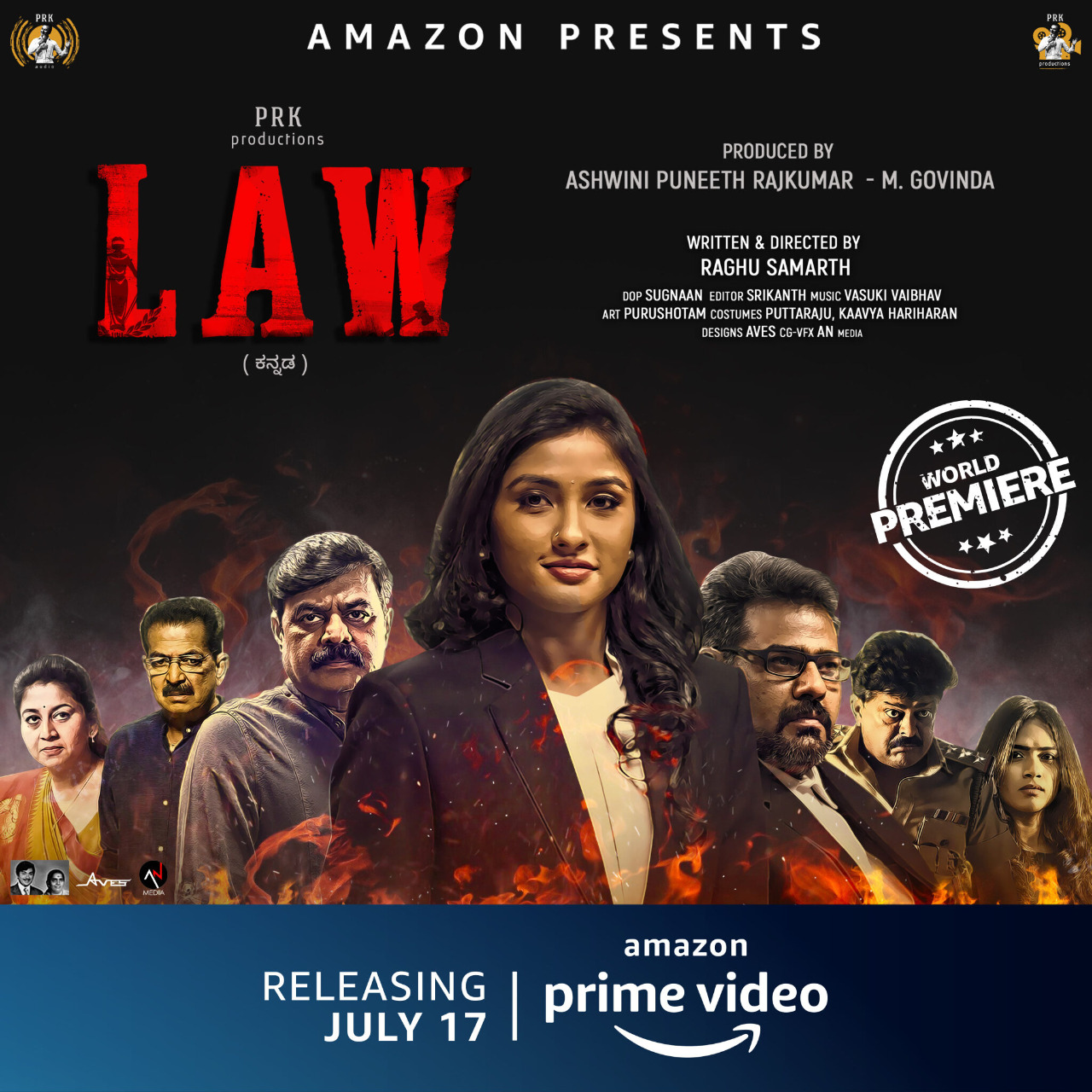 Law-Poster