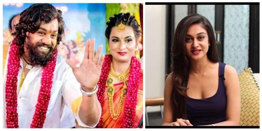 Dhruv, prerana and Aishvarya sarja