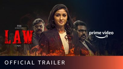 LAW – Official Trailer | Ragini Prajwal | Amazon Prime Video | July 17